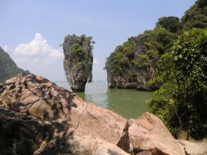 James Bond Island, Thailande